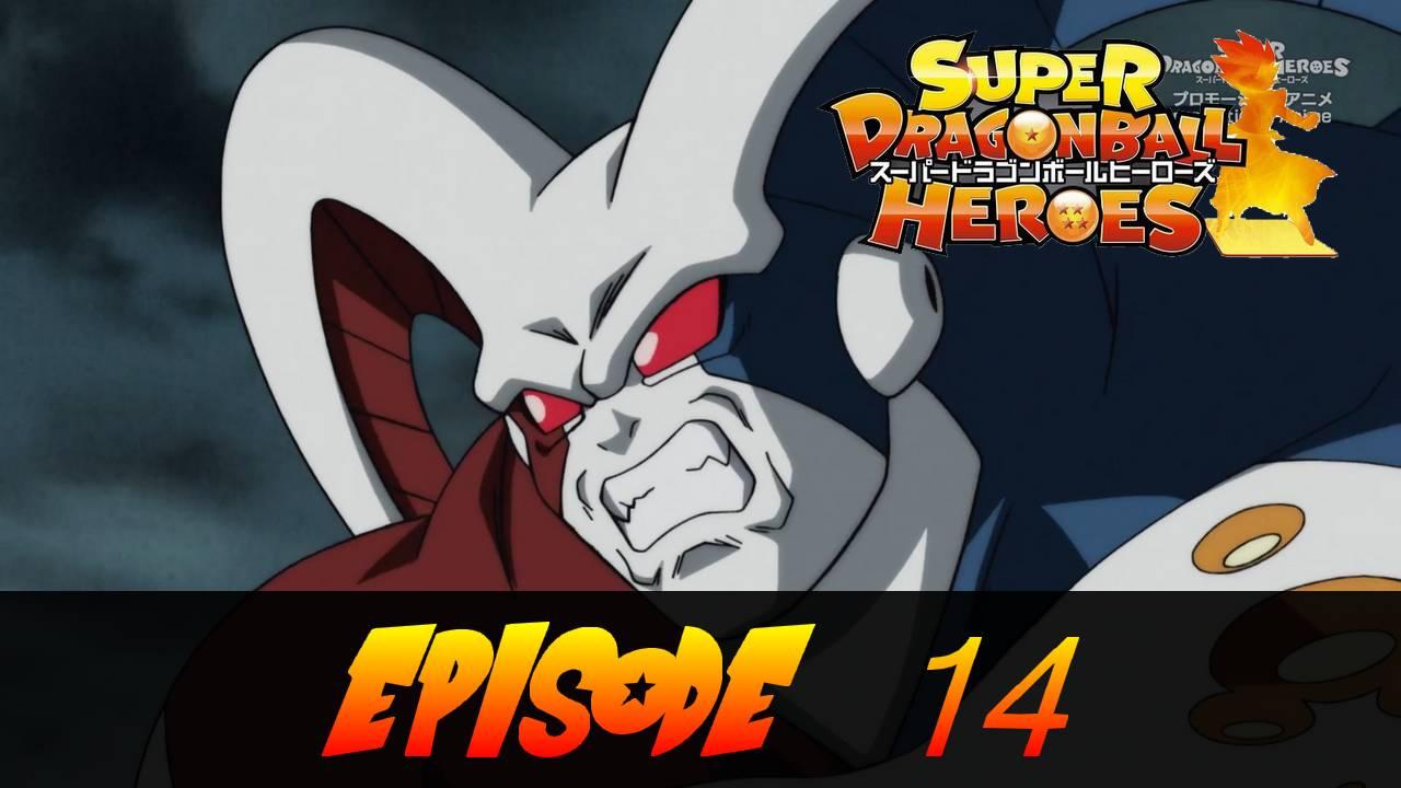 Super Dragon Ball Heroes - Les épisodes en Vostfr
